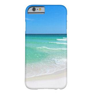 Playa blanca funda de iPhone 6 barely there
