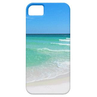 Playa blanca iPhone 5 carcasa