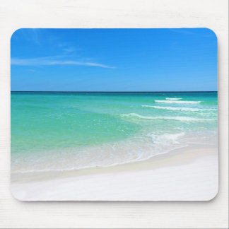 Playa blanca Mousepad