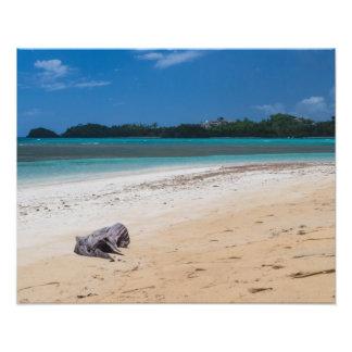 Playa Bonita Beach Dominican Republic Photo Print