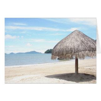 Playa Bonita, Panama Card