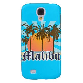 Playa California CA de Malibu Carcasa Para Galaxy S4