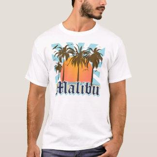 Playa California CA de Malibu Playera