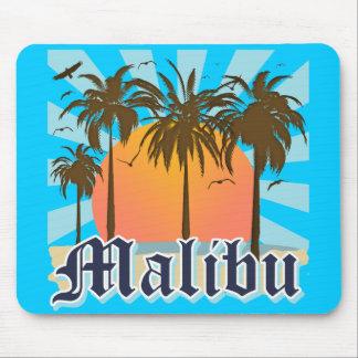Playa California CA de Malibu Alfombrilla De Ratones