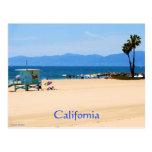 Playa California de California Postales