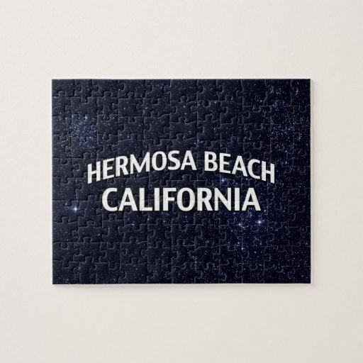 Playa California de Hermosa Puzzle
