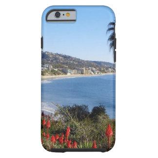 playa California de Laguna Funda De iPhone 6 Tough