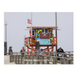 Playa California de Venecia Postales