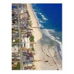 Playa Carolina del Norte de Kure Postal