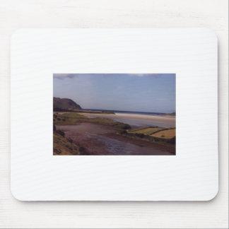 Playa cerca de Ardara, Co.Donegal.Ireland Tapete De Ratones