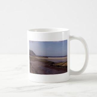 Playa cerca de Ardara, Co.Donegal.Ireland Taza De Café