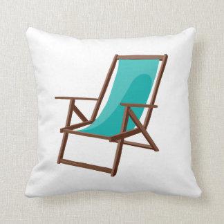 playa chair.png de la tela del trullo almohada