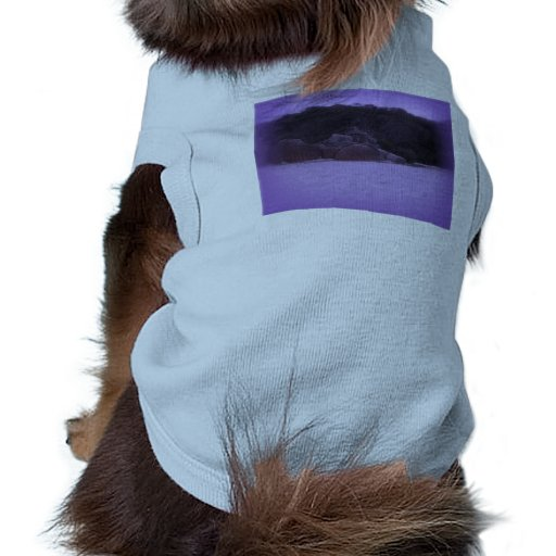 Playa chillona 4 camiseta de mascota