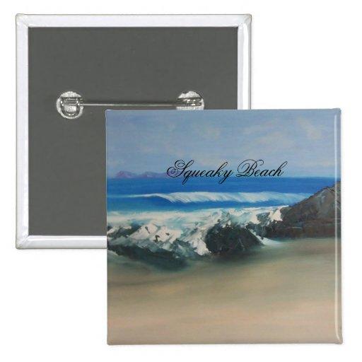 Playa chillona pin