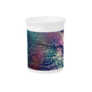 Playa colores alterados 03 jarron