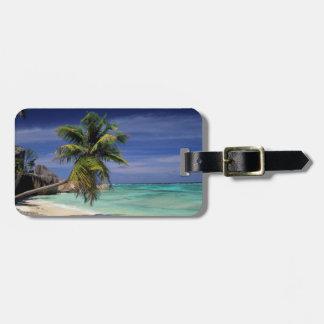 Playa de Anse Sourse D'Argent, La Digue Etiquetas Bolsa