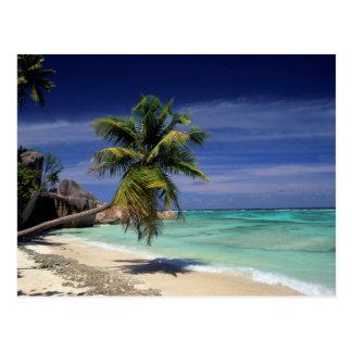 Playa de Anse Sourse D'Argent, La Digue Postal