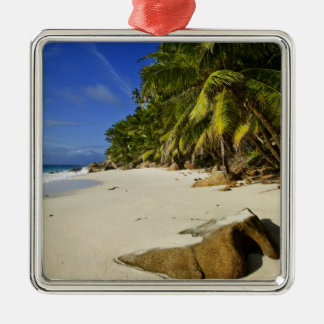 Playa de Anse Victorin Ornamento De Navidad