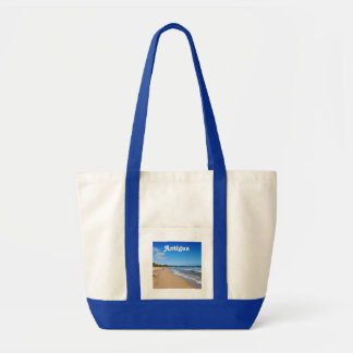 Playa de Antigua Bolsa Tela Impulso