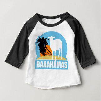 Playa de Baahamas Playera De Bebé