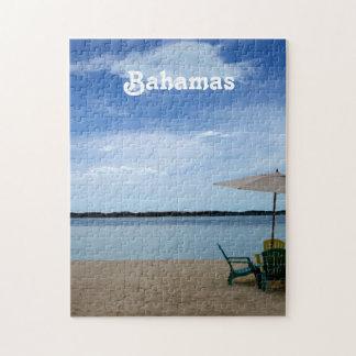Playa de Bahama Rompecabeza