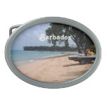 Playa de Barbados Hebillas De Cinturón