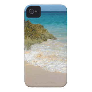 Playa de Bermudas de la costa costa iPhone 4 Cárcasa