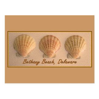 Playa de Bethany, postal de Delaware