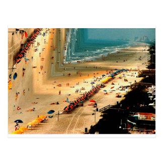 Playa de Bizzare Tarjetas Postales
