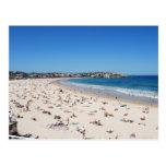 Playa de Bondi, Sydney, Australia, postal