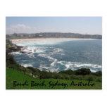 Playa de Bondi, Sydney, Australia Postal