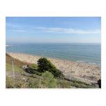 Playa de Bournemouth Postales