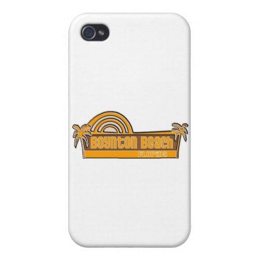 Playa de Boynton, la Florida iPhone 4/4S Carcasas