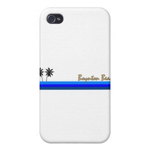 Playa de Boynton, la Florida iPhone 4/4S Funda