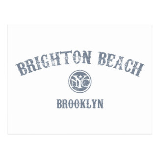 Playa de Brighton Postales
