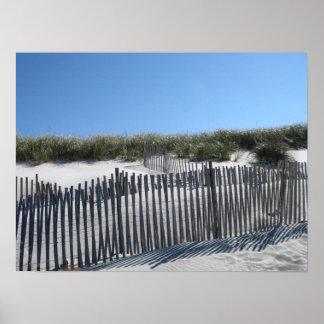 Playa de Cape Cod Posters