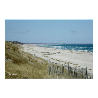 Playa de Cape Cod Impresiones