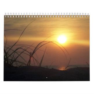 Playa de Carova, NC Calendarios De Pared