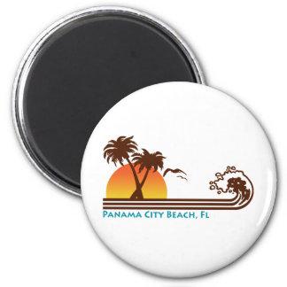 Playa de ciudad de Panamá Imanes