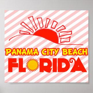 Playa de ciudad de Panamá, la Florida Impresiones