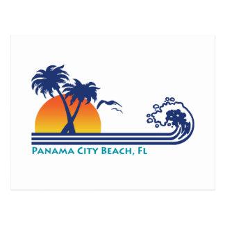 Playa de ciudad de Panamá Postal