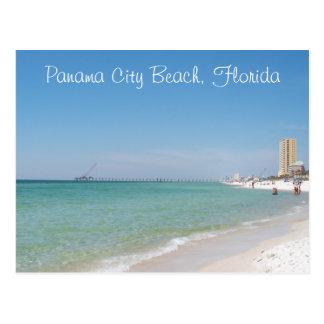 Playa de ciudad de Panamá, postal de la Florida