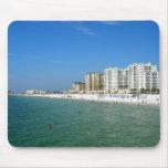 Playa de Clearwater Tapete De Ratón