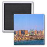 Playa de Coney Island - imán de NYC