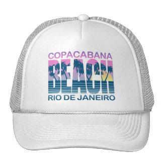 Playa de Copacabana Gorras