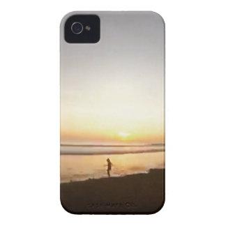 Playa de Costa Rica Carcasa Para iPhone 4 De Case-Mate