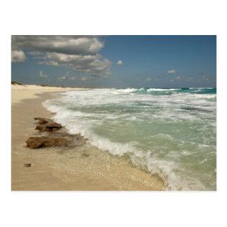Playa de Cozumel Tarjetas Postales