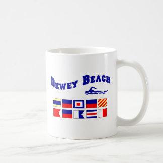 Playa de Dewey Tazas