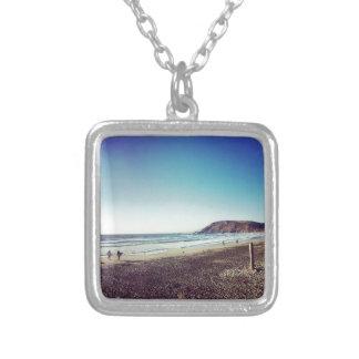 Playa de estado de Pacifica Colgante Cuadrado
