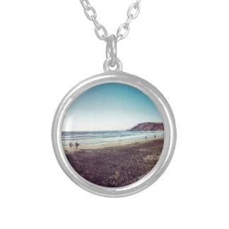 Playa de estado de Pacifica Colgante Redondo